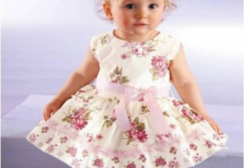 В этом альбоме одежда для маленьких принцесс! 217
